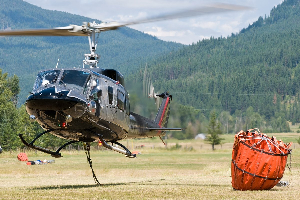 Transwest Helicopters 1990